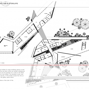 This work, part of the third project, was undertaken during my first year of the MArch (Part II) postgraduate degree.